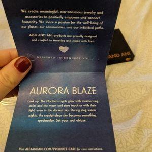 Alex and Ani Jewelry - 🆕Still in packaging, Aurora Blaze Alex and Ani